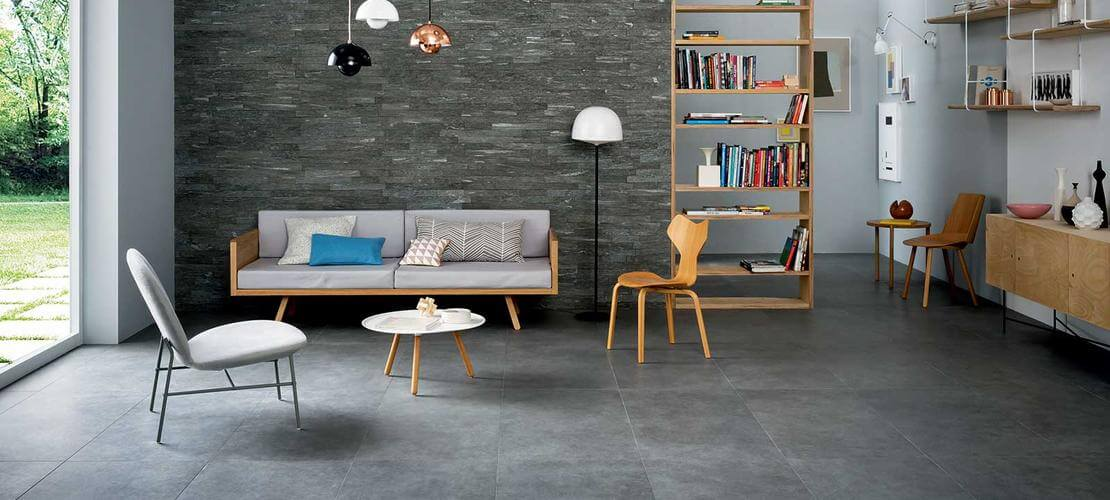 Carrelage GREY STONE de la collection DESIGN